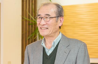 取締役会長 田中 宏