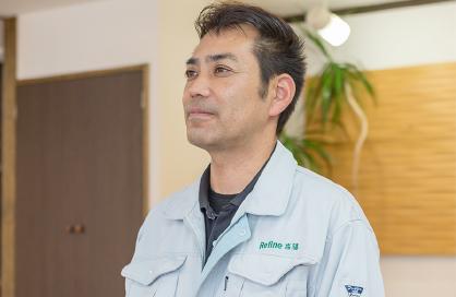 施工管理 藤槻 勝