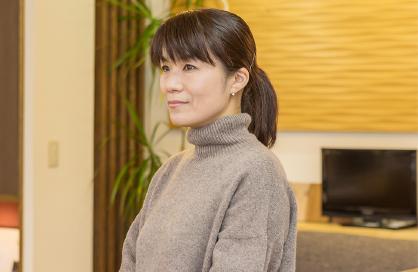 企画・広報 岡本 陽子