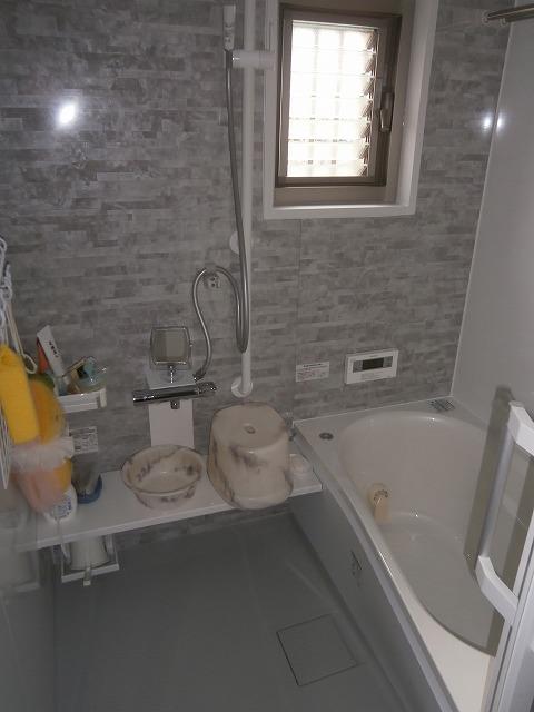 安全・安心な浴室へリフォーム