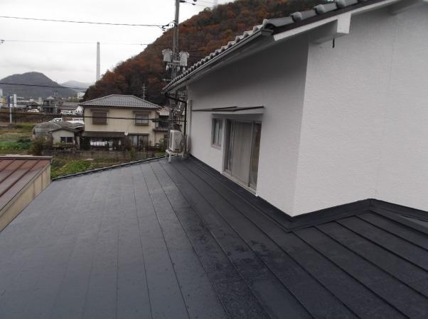屋根からの熱対策で室内を快適に