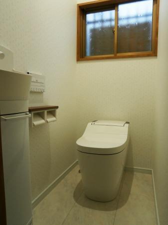 1階も2階も洋式トイレにリフォーム!