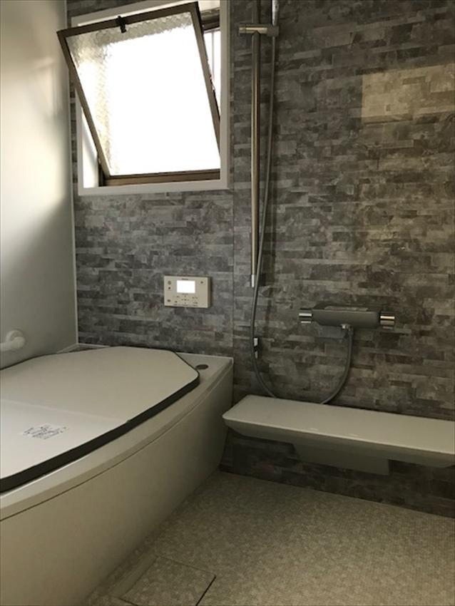 寒かったお風呂を癒しの空間へ一新