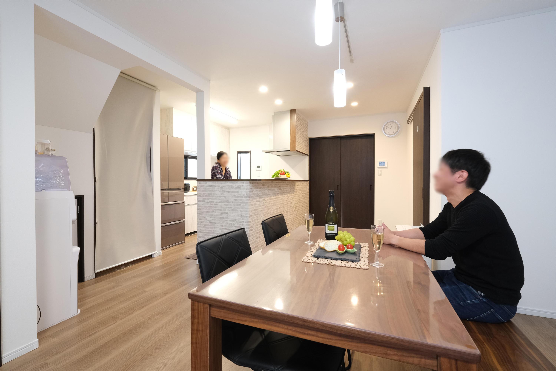 店舗兼住宅がリフォームで快適な住居に生まれ変わりました!